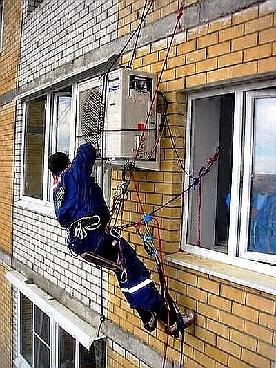 подлежит налогообложению как согласовать кондиционер на крыше помещении